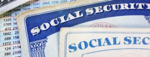 Social Security banner