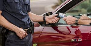 Traffic defense law