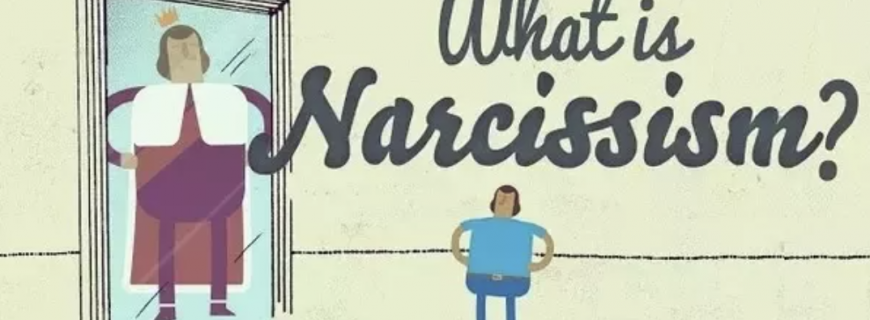 What is Narcissism Cartoon