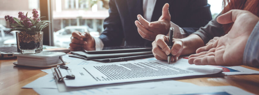 Business,Contract.,Agreement,Was,Signed,Co-investment,Business